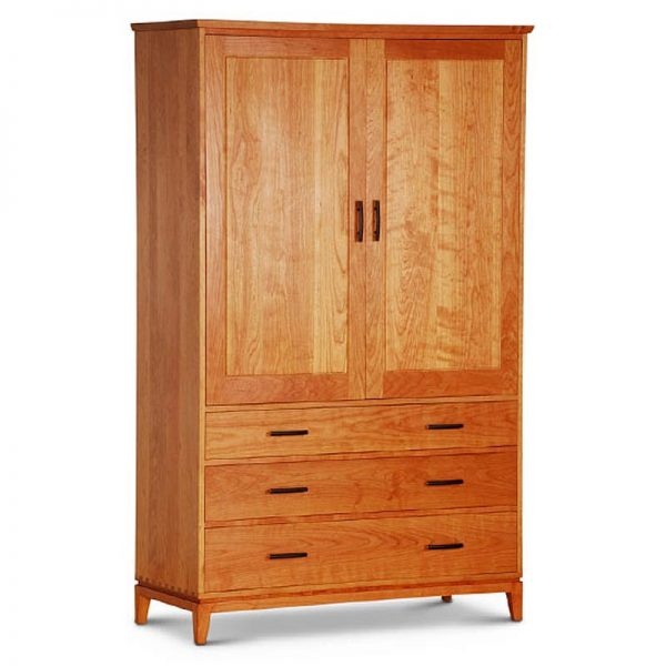 Harrison Three Drawer Armoire Portfolio