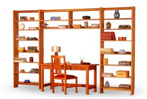 New Directions Bookcase Pair with Bridge.jpg