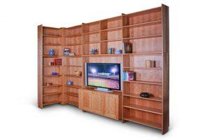 New Directions Corner Bookcase