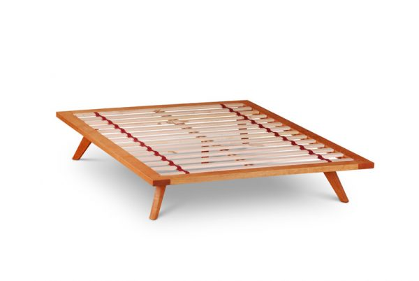 Cosmos Platform Bed with Slats