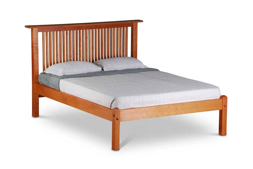 Prairie Platform Bed Low Footboard