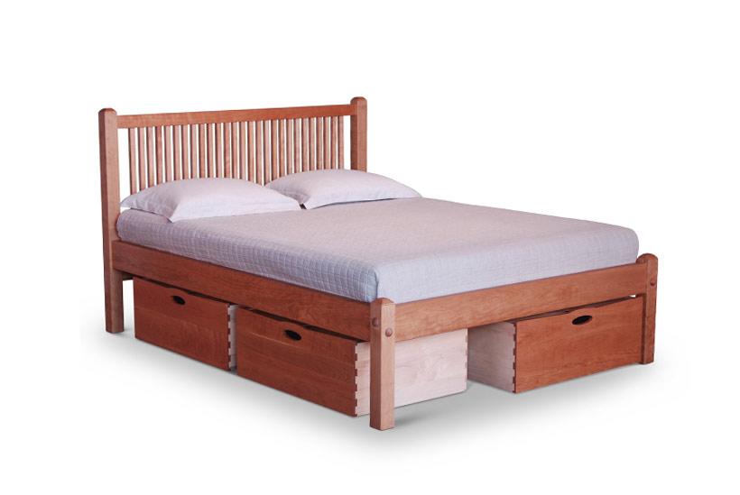 Waverly Platform Bed With Storage