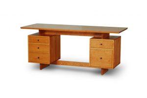Double Pedestal Devoe Desk