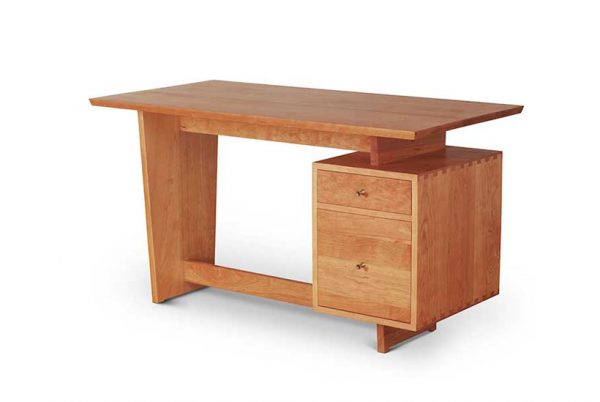 Devoe Desk in Cherry