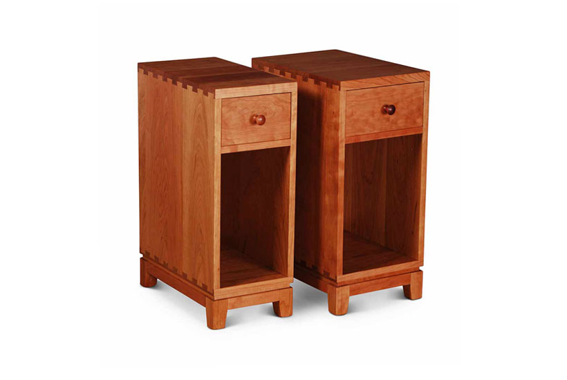 Dovetail One Drawer Nightstands