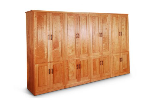 Four Bay Armoire