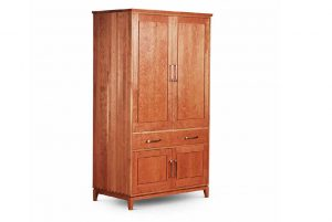 Four Door Armoire