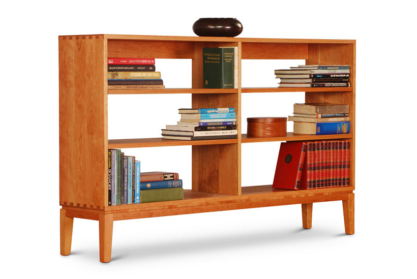 Harrison Horizontal Bookcase - Scott Jordan Furniture Loft