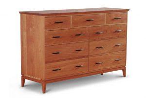 Harrison Nine Drawer Dresser