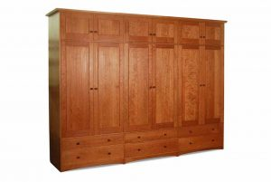 Prairie Three Unit Armoire