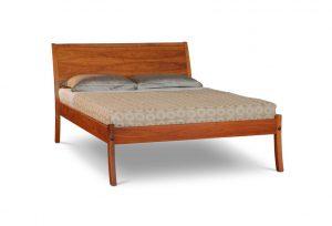Sleigh Bed - Platform Style