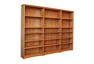 Three Bay Bookcase