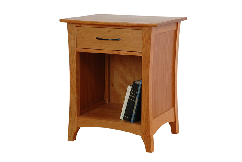 Verdana One Drawer Nightstand