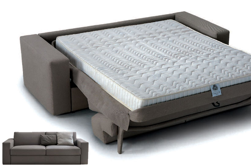 BedSofa from Pol74