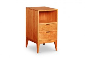 Dovetail Nightstand in cherry