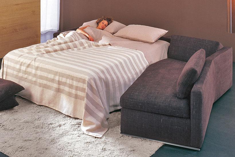 Garda Sofa Bed Open