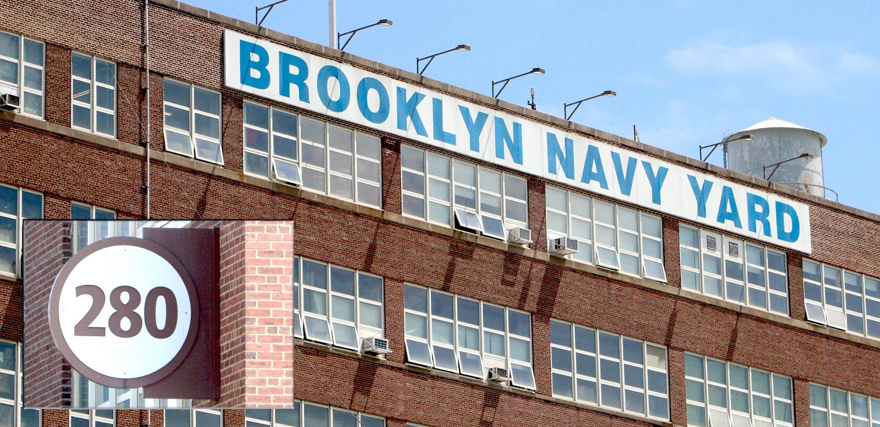 Scott Jordan Brooklyn Navy Yard Building 280