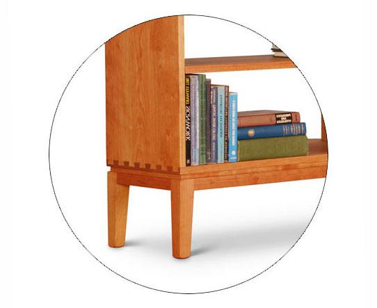 Scott Jordan Book Shelves