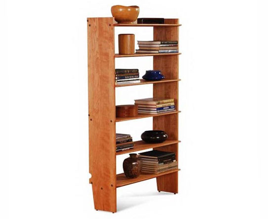 Small New Directions Bookcase