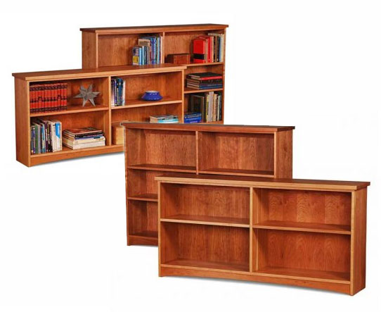 Standard Bookcases by Scott Jordan