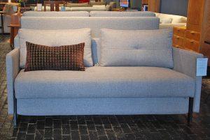 Cube sofa bed Floor model