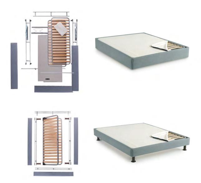 Italian Design Beds Technical Information