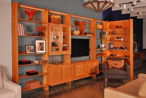 Scott Jordan Corner Wall Unit 2019
