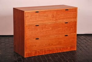 Scott Jordan Dovetail 3 Drawer Dresser 2019