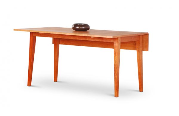 drop leaf table open