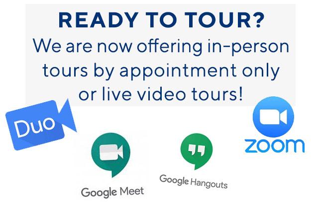 Scott Jordan Virtual Live Tours Google Zoom