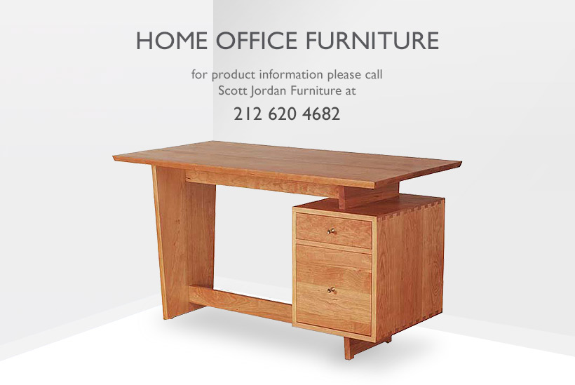 Devoe Desk Home Office Furniture Scott Jordan