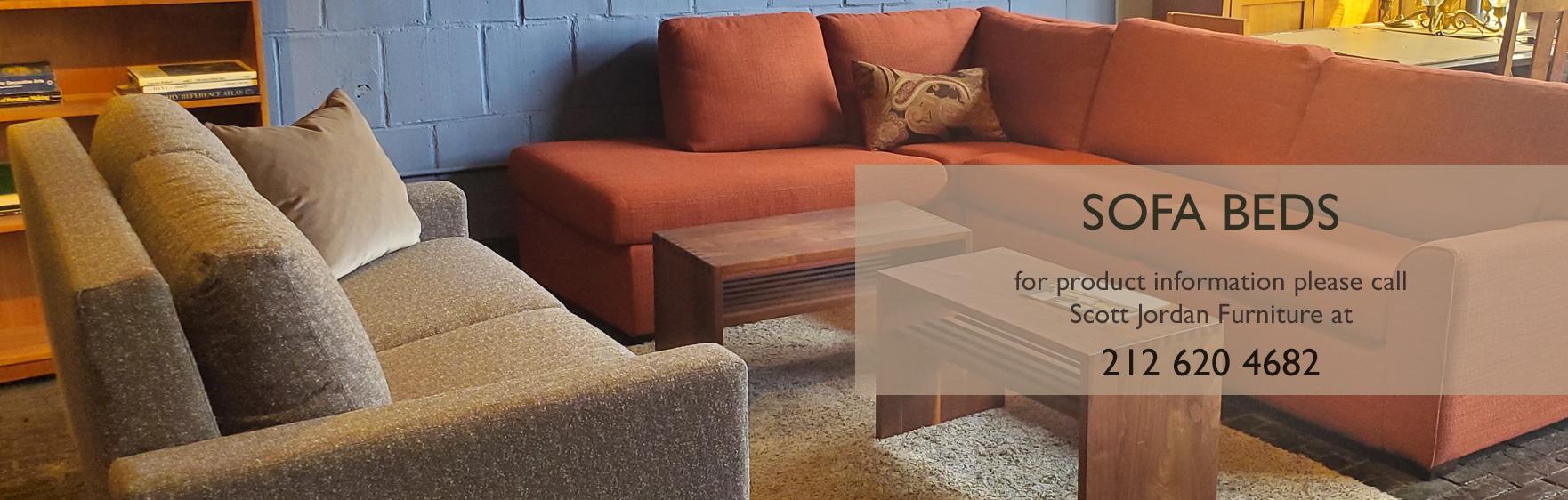 Sofa Beds from Scott Jordan