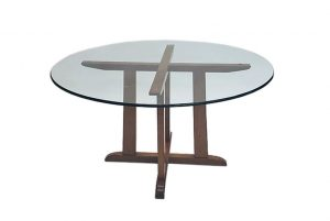 Remsen Glass Dining Table